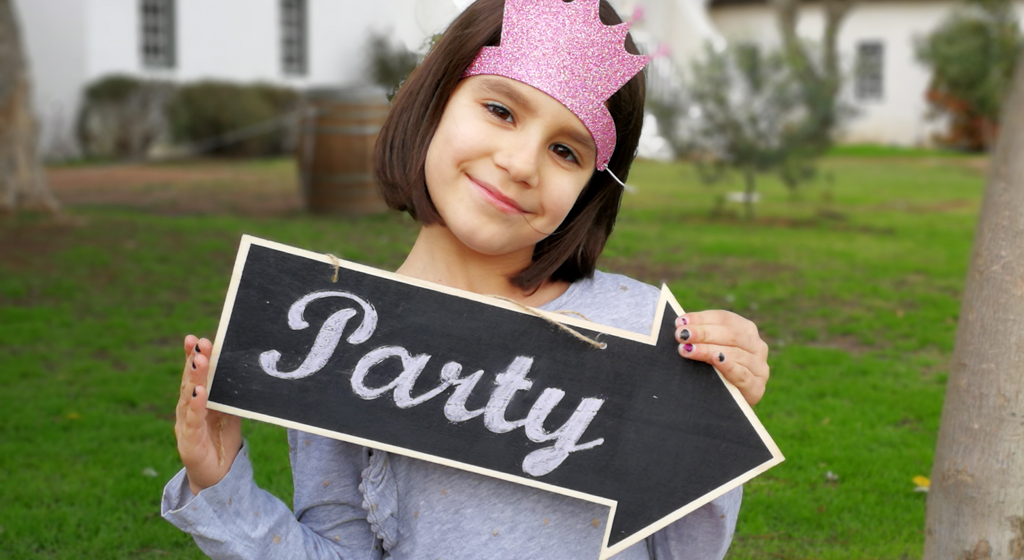 kids_party_arrow